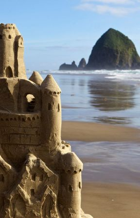 The Sand Eyrie by KatieJTaylor