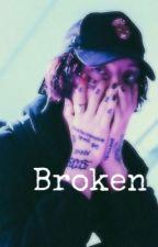 Broken || lil xan by yikeslizcth