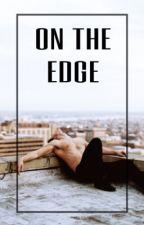 On the edge / Bill Skarsgård by namelessjuls_
