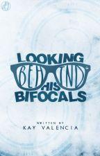 Looking Behind His Bifocals by Wackyweirdochic