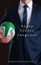 Rugby Player Imagines by DawnOfImagination