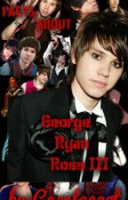 Facts about George Ryan Ross III of Panic!At The Disco or The Young Veins by AhoyCapnambie