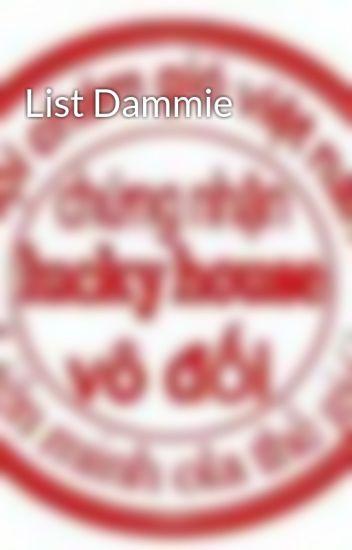 Đọc Truyện List Dammie - Truyen4U.Net