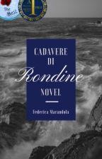 Cadavere di rondine by FedeWrite_