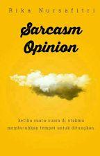 Sarcasm Opinion by Sunstarain