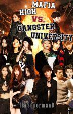 Mafia High Vs. Gangster University (On-going) by ILYSupermanB