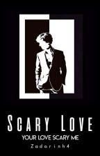 Scary Love • Johnlock • by zador4