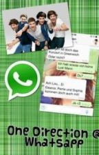 One Direction @ Whatsapp by Millimausi