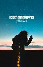 Mich gibt's nur ohne Perfektion by Mucci2016