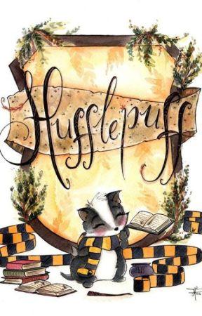 Hufflepuff pride day by FangirlSSY