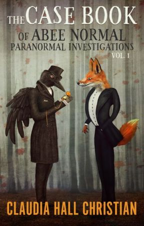 The Case Book of Abee Normal, Paranormal Investigations V. 01 by ClaudiaC
