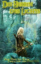 Die Herrin des Lichts [HdR/Legolas FF] by jnnactln