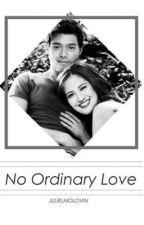 No Ordinary Love by julielmolovin