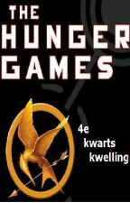 The 100th Hungergames '4e kwartskwelling' by NaomivanGestel