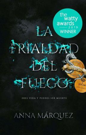 La frialdad del fuego by AnnaMarquez_