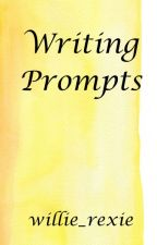 Writing  Prompts by willie_rexie