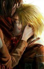Armin, All in! - Scommetto tutto su di te_ by SheIsaTitanQueen