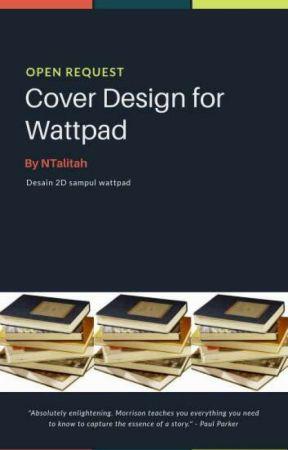 Open Request Cover Design For Wattpad Contoh Cover 03 Wattpad