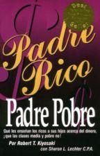 PADRE RICO PADRE POBRE by jorantor