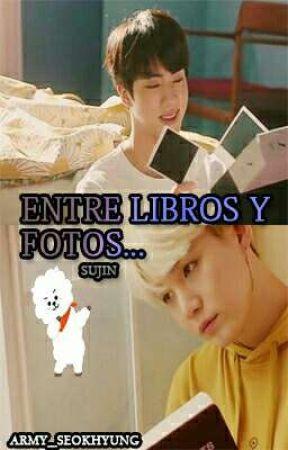 Entre libros y fotos...→ JinSu/SuJin BTS  by ARMY_SeokHyung