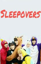 Sleepovers||Astro X Reader|| A Smut Book by SweetSanha