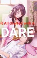 It All Started With a Dare by EuniceJinkook798