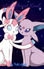 A Different Kind Of Magic (Espeon x Sylveon) by Calalini1278