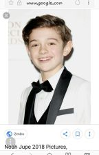 Noah Jupe  by angelinabrown4