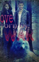 Love torn by War by BriannaMarie592