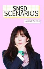 SNSD Scenarios {Girls' Generation} by onlyjihoon