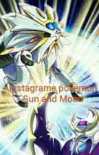 Instagrame pokemon Sun and Moon by blatin