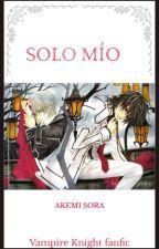 SOLO MIO by 1998Subaru