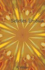 Setetes Embun by K_Widan