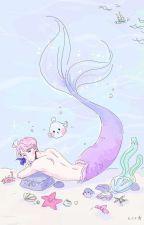 My Mermaid  Boy🐚🐚🐚 by Chittchen