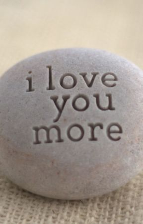 I Love You More by RichardHigley