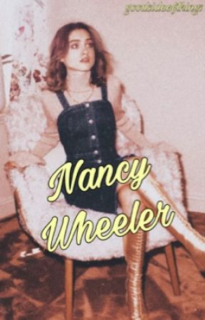 Nancy Wheeler // Faceclaims by goodsideofthings