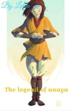 Aangs other half - the second airbender by im_a_superhero