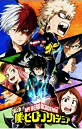 Boku no Hero Academia x Reader! 💜 by Gay_Slug
