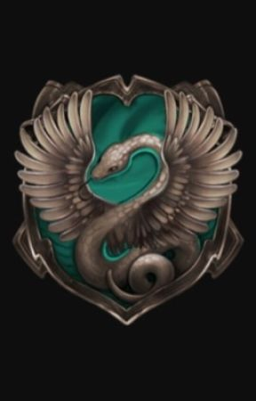 The Serpent & the Eagle - Tom Riddle x OC (HP x OC) 1/8 by Wi1dCh1ld