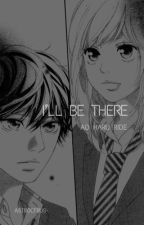 I'll Be There ~A.H.R by astrocerus-