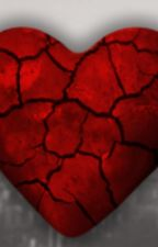 A Shattered Heart| Even the purest of hearts, can be tainted with darkness by LittleBlackieCat