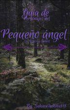 guía de personajes de el pequeño ángel de Rosalie y Emmett  by SakuraUchiha818