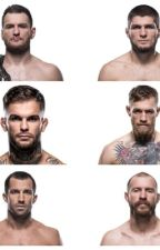 UFC One Shots and Prefrences by atowngirl1