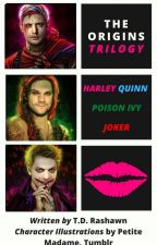 Origins: The Harley Quinn Story by andreactsalot