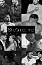 She's Not Me {short story } by daddysebastian