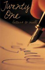 Twenty One Letters To Niall by finnickfan