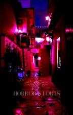 Historias De Terror by -byebboo-