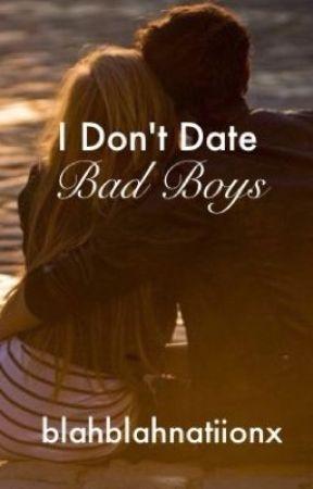 Dating bad boy wattpad