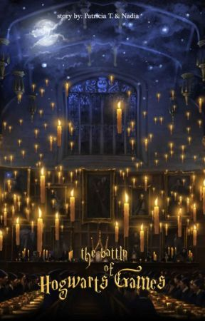 The Battle of Hogwarts Games by PatriciaTirtaputri