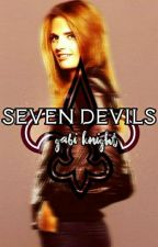 seven devils (l.m) by surrealer